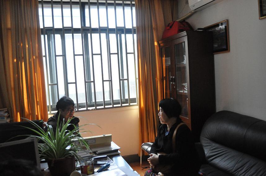 记王红坤一行赴上海同济大学等五所高校考察学习