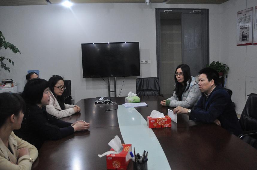 在同济大学法学院交流-我院党委副书记王红坤一行赴上海同济大学等